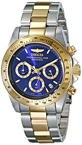 インビクタ Invicta インヴィクタ 男性用 腕時計 メンズ ウォッチ クロノグラフ ブルー INVICTA-3644 送料無料 【並行輸入品】