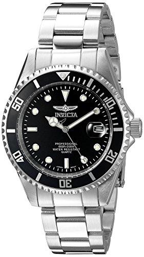 インビクタ Invicta インヴィクタ 男性用 腕時計 メンズ ウォッチ プロダイバーコレクション Pro Diver Collection ブラック 8932OB 送料無料 【並行輸入品】
