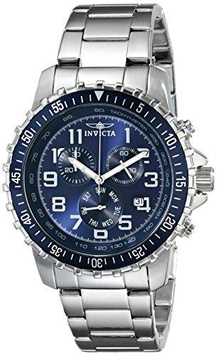 インビクタ Invicta インヴィクタ 男性用 腕時計 メンズ ウォッチ クロノグラフ ブルー INVICTA-6621 送料無料 【並行輸入品】