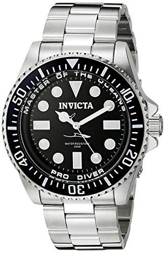 インビクタ Invicta インヴィクタ 男性用 腕時計 メンズ ウォッチ プロダイバーコレクション Pro Diver Collection ブラック 20119 送料無料 【並行輸入品】