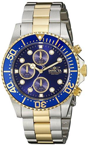 インビクタ Invicta インヴィクタ 男性用 腕時計 メンズ ウォッチ プロダイバーコレクション Pro Diver Collection ブルー 1773 送料無料 【並行輸入品】
