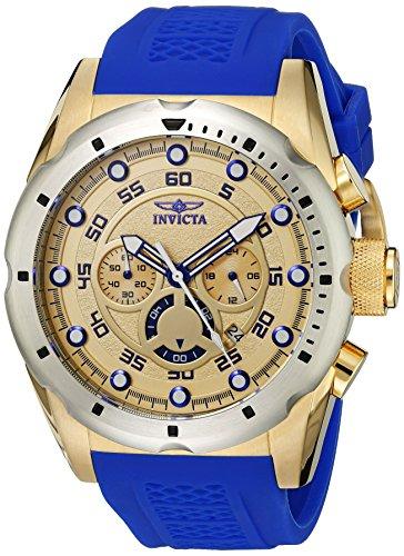 インビクタ Invicta インヴィクタ 男性用 腕時計 メンズ ウォッチ ゴールド 20307 送料無料 【並行輸入品】