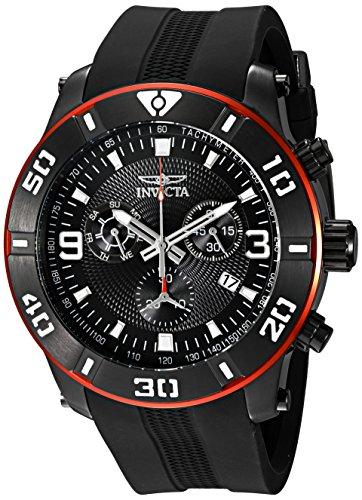 インビクタ Invicta インヴィクタ 男性用 腕時計 メンズ ウォッチ プロダイバーコレクション Pro Diver Collection ブラック 19825 送料無料 【並行輸入品】