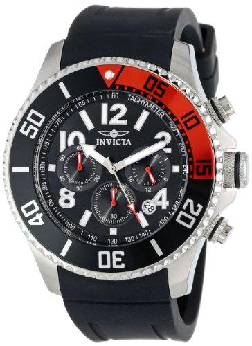 インビクタ Invicta インヴィクタ 男性用 腕時計 メンズ ウォッチ プロダイバーコレクション Pro Diver Collection ブラック 15145 送料無料 【並行輸入品】