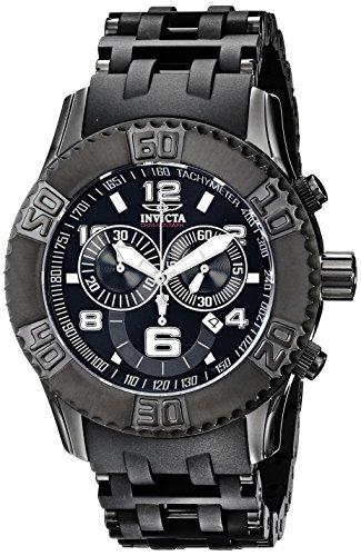 インビクタ Invicta インヴィクタ 男性用 腕時計 メンズ ウォッチ クロノグラフ ブラック 6713 送料無料 【並行輸入品】