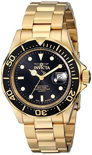 インビクタ Invicta インヴィクタ 男性用 腕時計 メンズ ウォッチ プロダイバーコレクション Pro Diver Collection ブラック INVICTA-9311 送料無料 【並行輸入品】