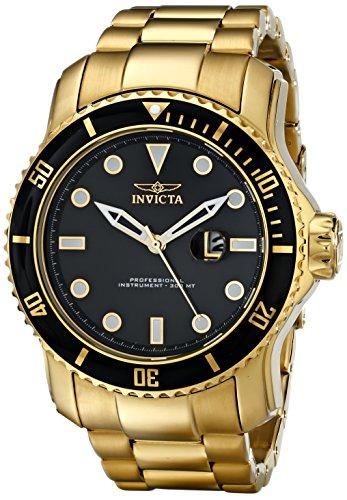 インビクタ Invicta インヴィクタ 男性用 腕時計 メンズ ウォッチ プロダイバーコレクション Pro Diver Collection ブラック 15351 送料無料 【並行輸入品】