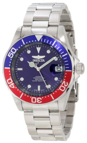 インビクタ Invicta インヴィクタ 男性用 腕時計 メンズ ウォッチ プロダイバーコレクション Pro Diver Collection ブルー INVICTA-5053 送料無料 【並行輸入品】