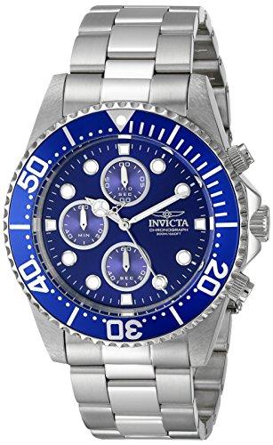インビクタ Invicta インヴィクタ 男性用 腕時計 メンズ ウォッチ プロダイバーコレクション Pro Diver Collection ブルー 1769 送料無料 【並行輸入品】