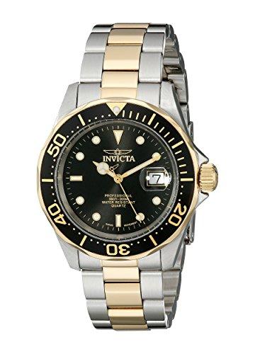 インビクタ Invicta インヴィクタ 男性用 腕時計 メンズ ウォッチ プロダイバーコレクション Pro Diver Collection ブラック INVICTA-9309 送料無料 【並行輸入品】