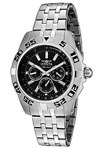インビクタ Invicta インヴィクタ 男性用 腕時計 メンズ ウォッチ クロノグラフ ブラック 7301 送料無料 【並行輸入品】