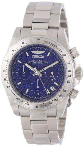 インビクタ Invicta インヴィクタ 男性用 腕時計 メンズ ウォッチ クロノグラフ ブルー INVICTA-9329 送料無料 【並行輸入品】