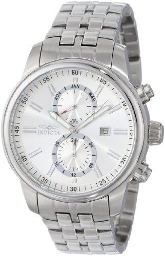 インビクタ Invicta インヴィクタ 男性用 腕時計 メンズ ウォッチ シルバー 0248 送料無料 【並行輸入品】
