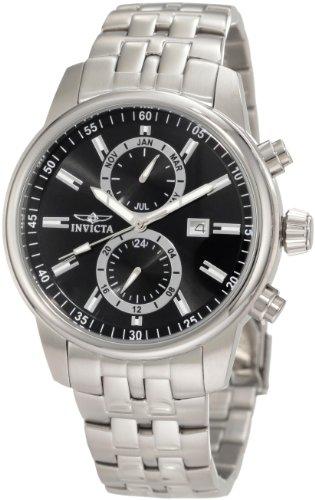 インビクタ Invicta インヴィクタ 男性用 腕時計 メンズ ウォッチ ブラック 0250 送料無料 【並行輸入品】