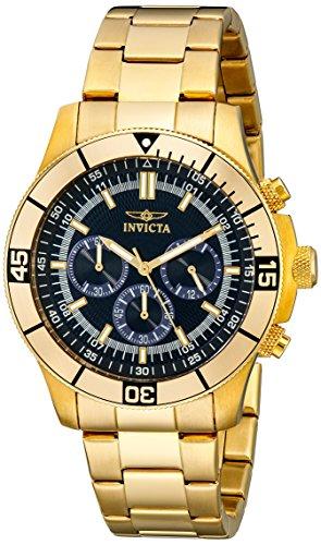 インビクタ Invicta インヴィクタ 男性用 腕時計 メンズ ウォッチ クロノグラフ ブルー 12844 送料無料 【並行輸入品】
