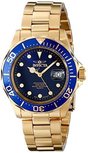 インビクタ Invicta インヴィクタ 男性用 腕時計 メンズ ウォッチ プロダイバーコレクション Pro Diver Collection ブルー 17058 送料無料 【並行輸入品】