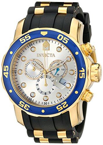 インビクタ Invicta インヴィクタ 男性用 腕時計 メンズ ウォッチ プロダイバーコレクション Pro Diver Collection シルバー 17880 送料無料 【並行輸入品】