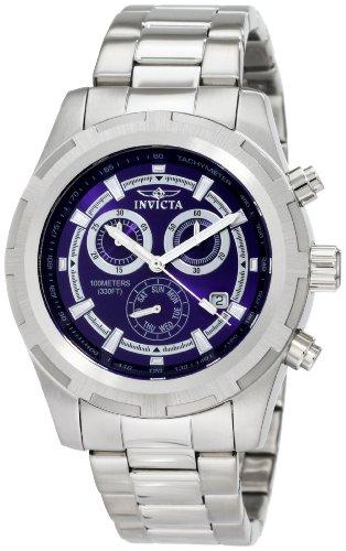 インビクタ Invicta インヴィクタ 男性用 腕時計 メンズ ウォッチ クロノグラフ ブルー 1560 送料無料 【並行輸入品】