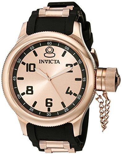 インビクタ Invicta インヴィクタ 男性用 腕時計 メンズ ウォッチ ロシアンダイバーコレクション Russian Diver Collection ピンク 1439 送料無料 【並行輸入品】