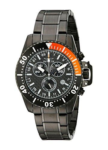 インビクタ Invicta インヴィクタ 男性用 腕時計 メンズ ウォッチ プロダイバーコレクション Pro Diver Collection クロノグラフ ブラック 11290 送料無料 【並行輸入品】