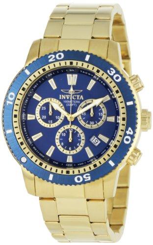 インビクタ Invicta インヴィクタ 男性用 腕時計 メンズ ウォッチ ブルー 1205 送料無料 【並行輸入品】