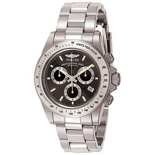 インビクタ Invicta インヴィクタ 男性用 腕時計 メンズ ウォッチ クロノグラフ ブラック INVICTA-7026 送料無料 【並行輸入品】