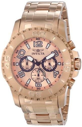 インビクタ Invicta インヴィクタ 男性用 腕時計 メンズ ウォッチ プロダイバーコレクション Pro Diver Collection ローズゴールド 15023 送料無料 【並行輸入品】