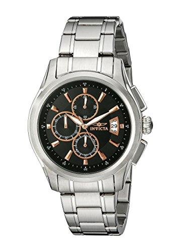 インビクタ Invicta インヴィクタ 男性用 腕時計 メンズ ウォッチ クロノグラフ ブラック 1483 送料無料 【並行輸入品】