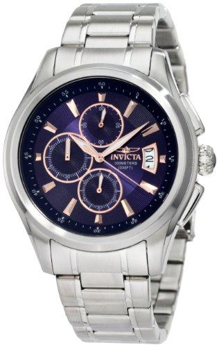 インビクタ Invicta インヴィクタ 男性用 腕時計 メンズ ウォッチ クロノグラフ ブルー 1482 送料無料 【並行輸入品】