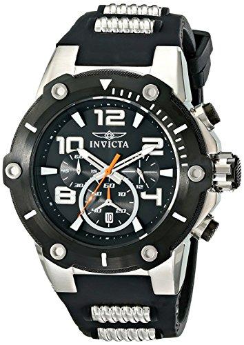 インビクタ Invicta インヴィクタ 男性用 腕時計 メンズ ウォッチ ブラック 17202 送料無料 【並行輸入品】