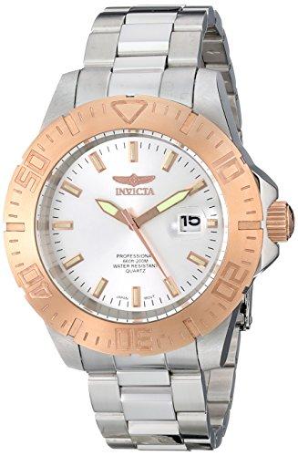 インビクタ Invicta インヴィクタ 男性用 腕時計 メンズ ウォッチ プロダイバーコレクション Pro Diver Collection シルバー 14049 送料無料 【並行輸入品】