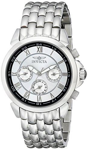 インビクタ Invicta インヴィクタ 男性用 腕時計 メンズ ウォッチ クロノグラフ シルバー INVICTA-2875 送料無料 【並行輸入品】