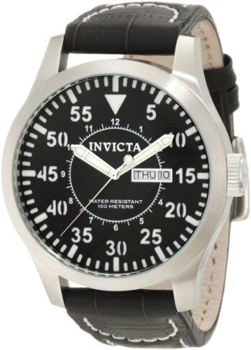 インビクタ Invicta インヴィクタ 男性用 腕時計 メンズ ウォッチ ブラック 11188 送料無料 【並行輸入品】