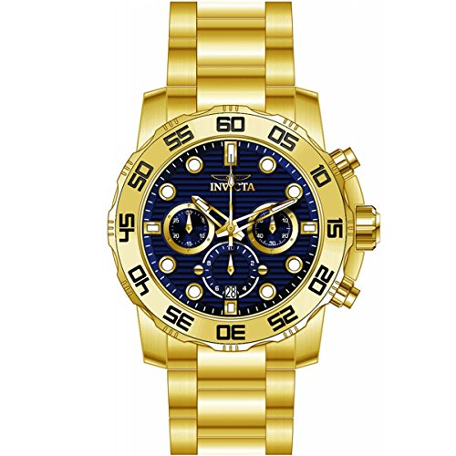 インビクタ Invicta インヴィクタ 男性用 腕時計 メンズ ウォッチ プロダイバーコレクション Pro Diver Collection クロノグラフ ブルー 22228 送料無料 【並行輸入品】