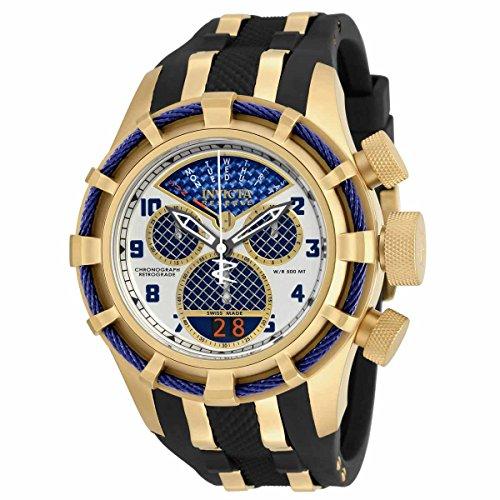 インビクタ Invicta インヴィクタ 男性用 腕時計 メンズ ウォッチ リザーブ reserve ボルト bolt クロノグラフ シルバー INVICTA-17465 送料無料 【並行輸入品】