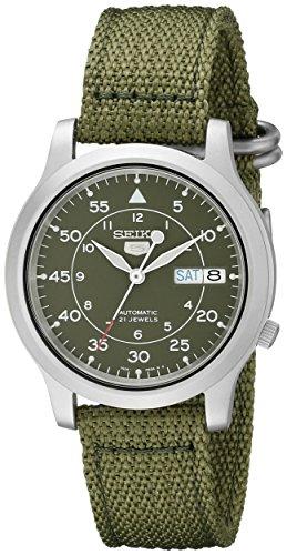 セイコー 5 SEIKO 男性用 腕時計 メンズ ウォッチ グリーン SNK805 送料無料 【並行輸入品】