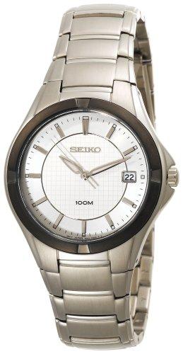 セイコー SEIKO 男性用 腕時計 メンズ ウォッチ シルバー SGED97 送料無料 【並行輸入品】