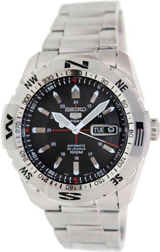 セイコー SEIKO 男性用 腕時計 メンズ ウォッチ ブラック SNZJ05 送料無料 【並行輸入品】