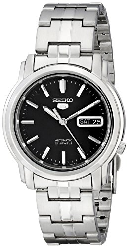 セイコー 5 SEIKO 男性用 腕時計 メンズ ウォッチ ブラック SNKK71 送料無料 【並行輸入品】