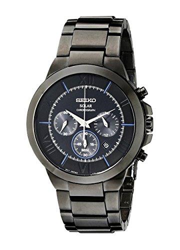 セイコー SEIKO 男性用 腕時計 メンズ ウォッチ ブラック SSC287 送料無料 【並行輸入品】
