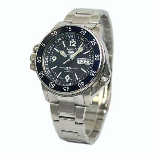 セイコー SEIKO 男性用 腕時計 メンズ ウォッチ ブルー SKZ209J1 送料無料 【並行輸入品】