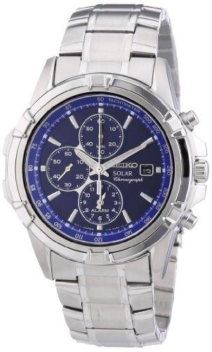 セイコー SEIKO 男性用 腕時計 メンズ ウォッチ ブルー SSC141 送料無料 【並行輸入品】