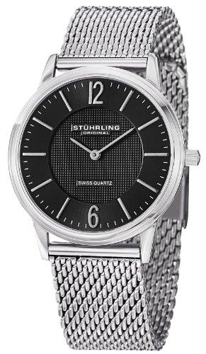 ストゥーリング オリジナル Stuhrling Original 男性用 腕時計 メンズ ウォッチ ブラック 122.33111 送料無料 【並行輸入品】