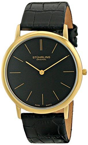 ストゥーリング オリジナル Stuhrling Original 男性用 腕時計 メンズ ウォッチ ブラック 601.33351 送料無料 【並行輸入品】