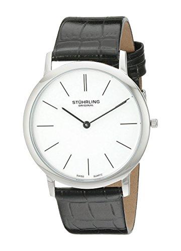 ストゥーリング オリジナル Stuhrling Original 男性用 腕時計 メンズ ウォッチ ホワイト 601.33152 送料無料 【並行輸入品】