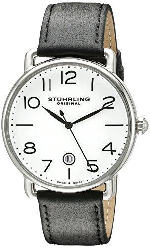 ストゥーリング オリジナル Stuhrling Original 男性用 腕時計 メンズ ウォッチ ホワイト 695.01 送料無料 【並行輸入品】