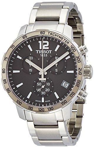 ティソ Tissot 男性用 腕時計 メンズ ウォッチ ブラック T0954171106700 送料無料 【並行輸入品】
