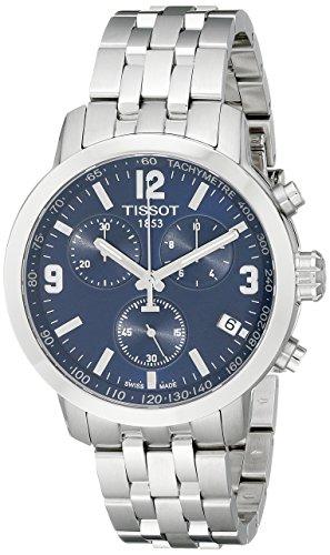 ティソ Tissot 男性用 腕時計 メンズ ウォッチ ブルー T0554171104700 送料無料 【並行輸入品】
