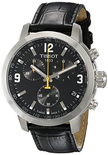 ティソ Tissot 男性用 腕時計 メンズ ウォッチ クロノグラフ ブラック TIST0554171605700 送料無料 【並行輸入品】