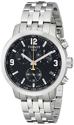 ティソ Tissot 男性用 腕時計 メンズ ウォッチ ブラック T0554171105700 送料無料 【並行輸入品】